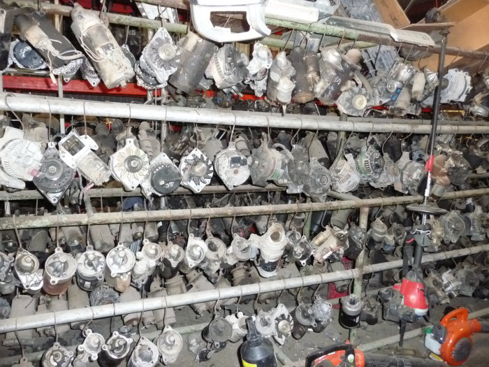 Looking for Used Parts for Your Vehicle? Try a Salvage Yard